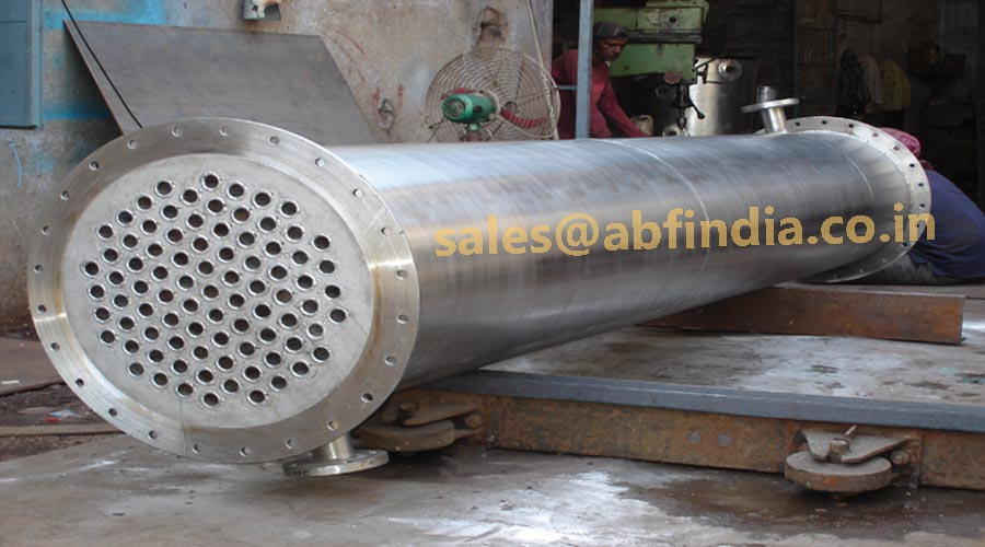 Shall & Tube Heat Exchanger